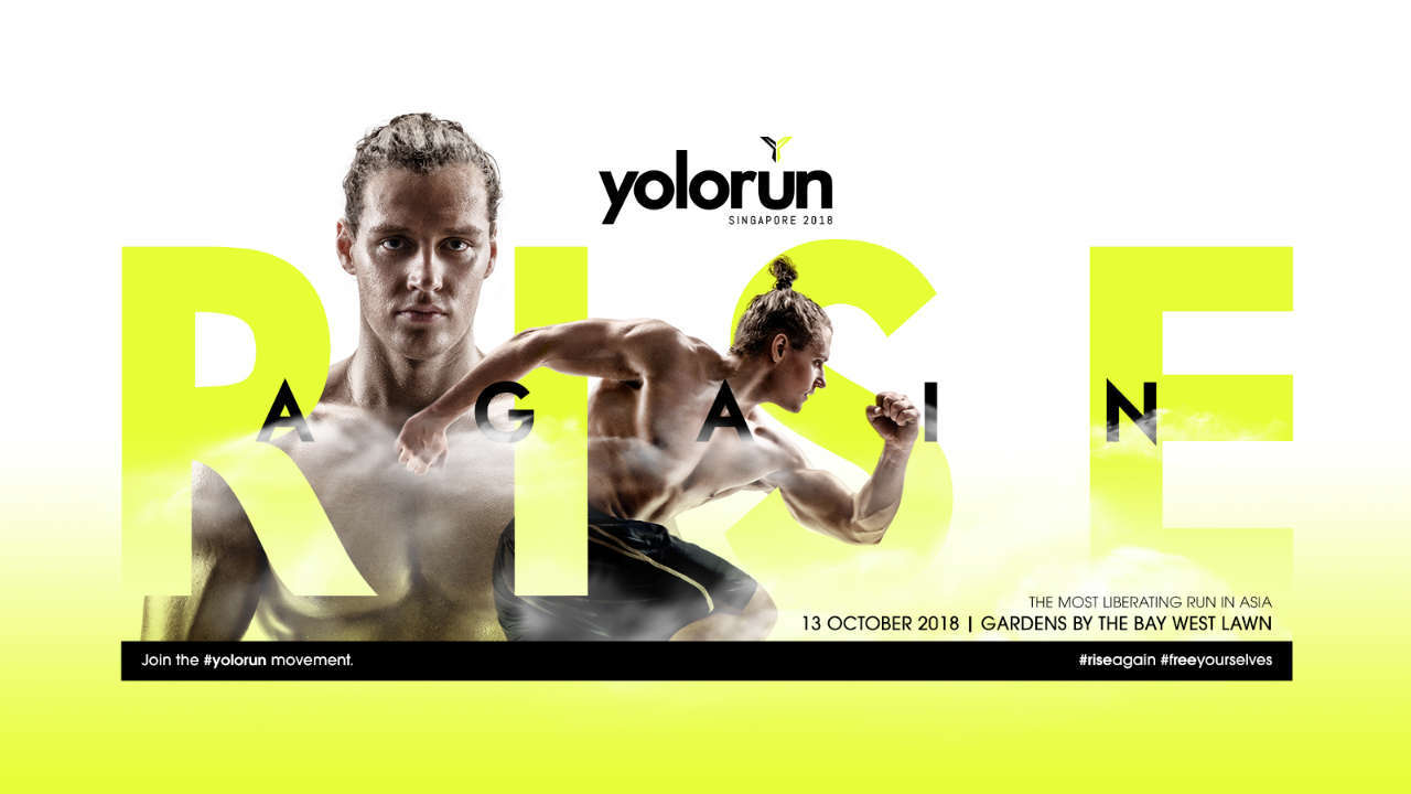 Image result for yolo run singapore 2018